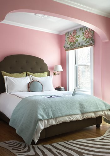 альков в спальне