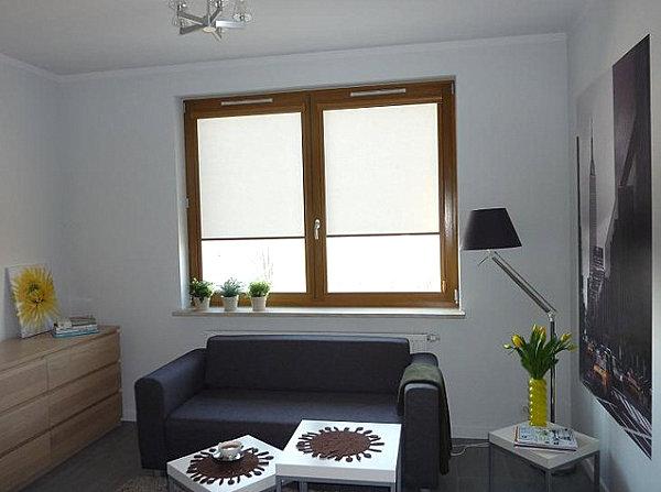 фото интерьера маленькой гостиной