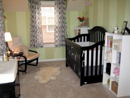 симпатичная детская комната