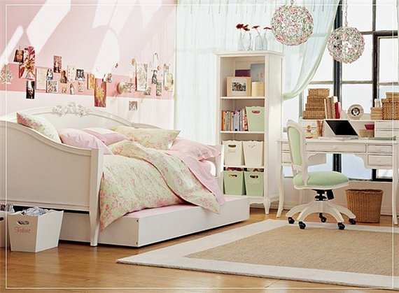 Creative Bedrooms That Any Teenager Will Love: запись пользователя
