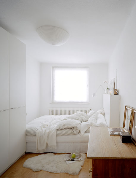 минимализм для малогабаритной квартиры