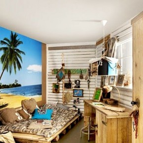 Детская комната – фото 863