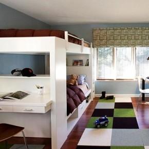 Детская комната – фото 865