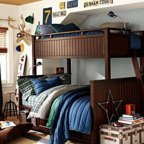 Детская комната — фото 862