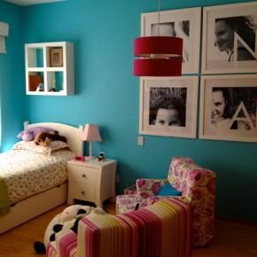 Проект детской комнаты – фото 829