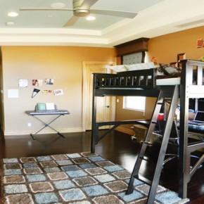 Проект детской комнаты – фото 826