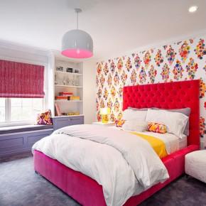 Проект спальной комнаты – фото 834
