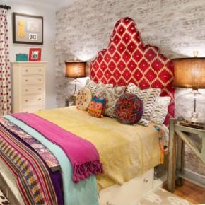 Дизайн спальни – фото 832