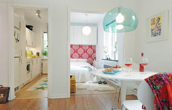дизайн маленькой комнаты фото 2