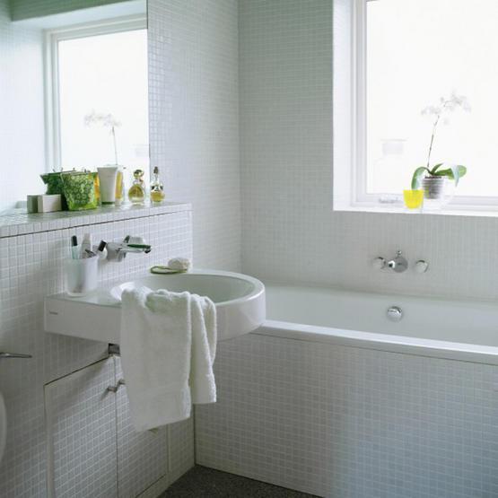 ванные комнаты с мозаикой