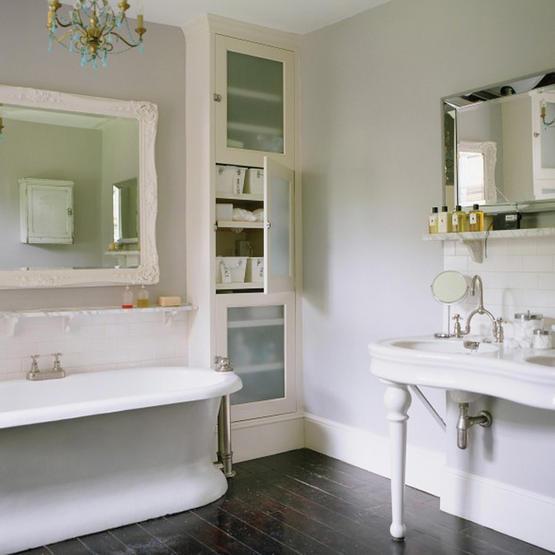 Шкафы в ванную комнату своими руками