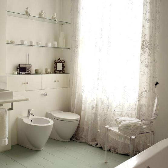 шкафы для ванных комнат