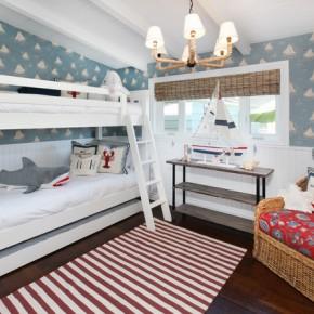 Евроремонт детской комнаты – фото 76