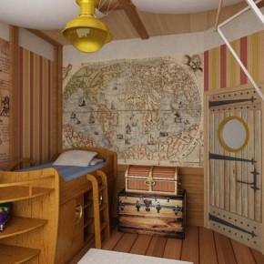 Детская комната – фото 81