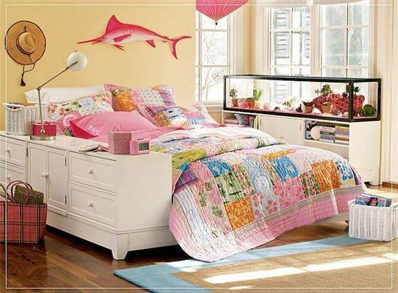 Сижу мечтаю комната для девушки