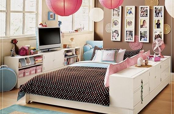 Комната для подростка девочки и девушки (12)