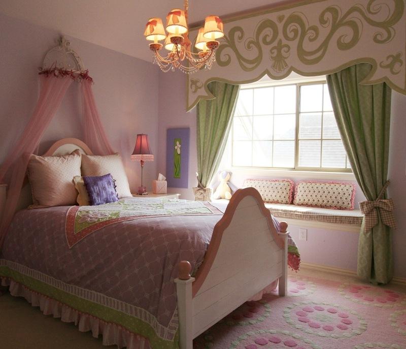 фото комнаты для девочек подростков