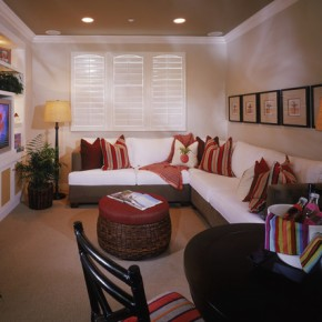Перепланировка гостиной — фото 98