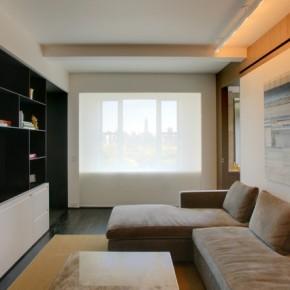 Дизайн интерьера гостиной – фото 95