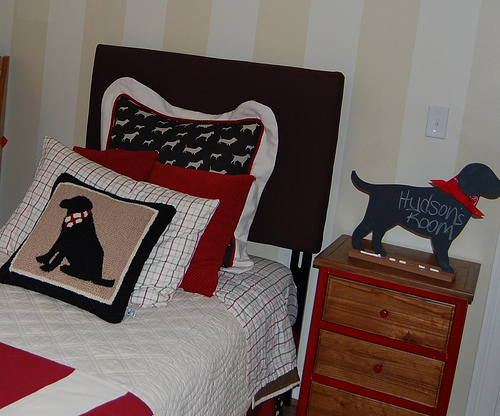дизайн спальни для мальчика