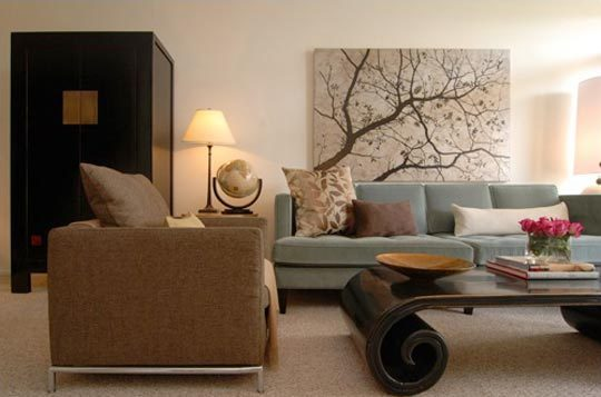 Дизайн интерьера гостиной фото 2