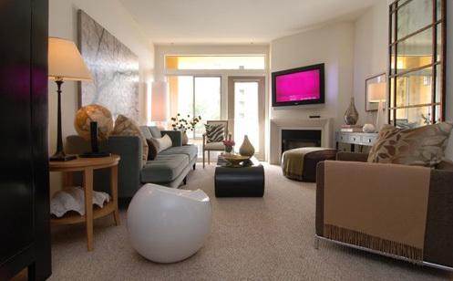 Дизайн интерьера гостиной фото 3