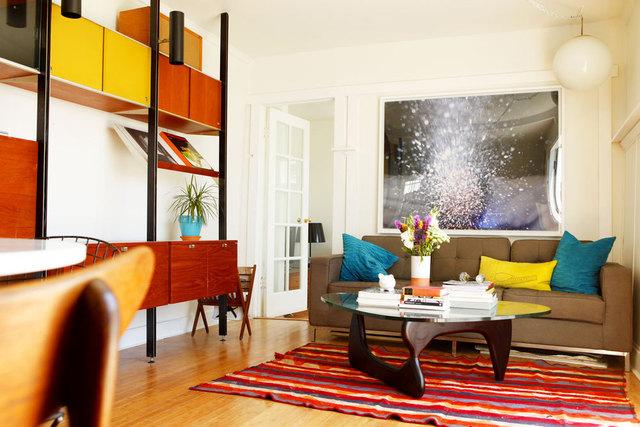 Дизайн для гостиной