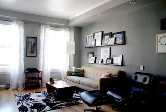 Уютная гостиная фото 1