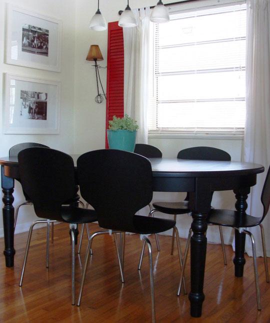 Интерьер столовой фото 1