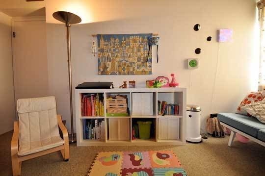 Декор детской комнаты фото 2