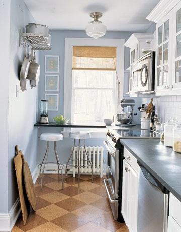 Фото интерьера кухни 1