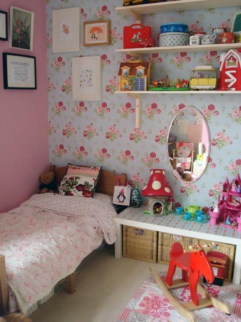Интерьер детской комнаты для двух детей фото 3
