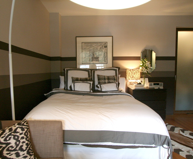 Спальная комната фото 1