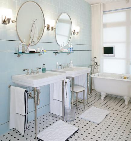 дизайн интерьера ванная фото: