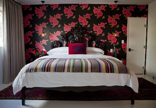 спальня для королевы