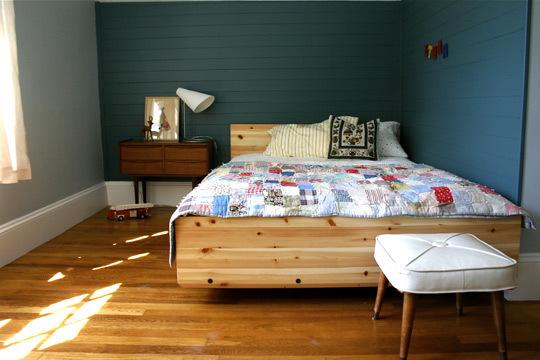 Натуральная спальня