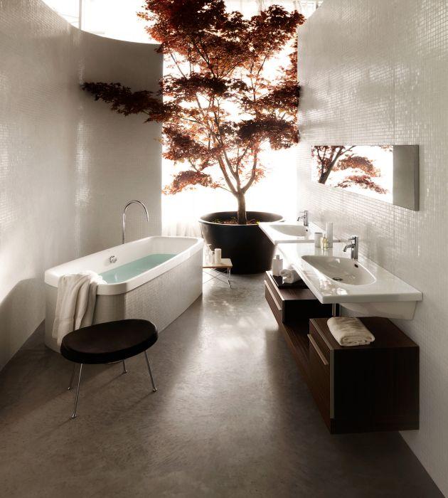 Уютная ванная комната фото 1