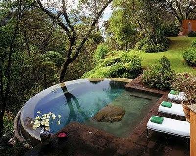 Экзотическая ванная