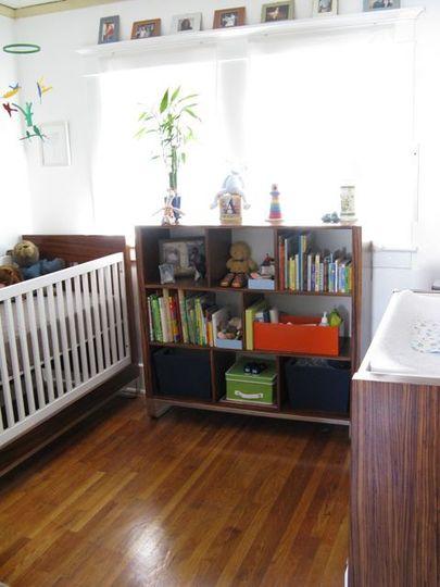 Светлая комната для малыша
