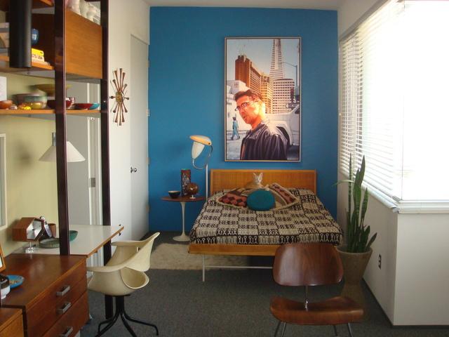 Миниатюрная спальня