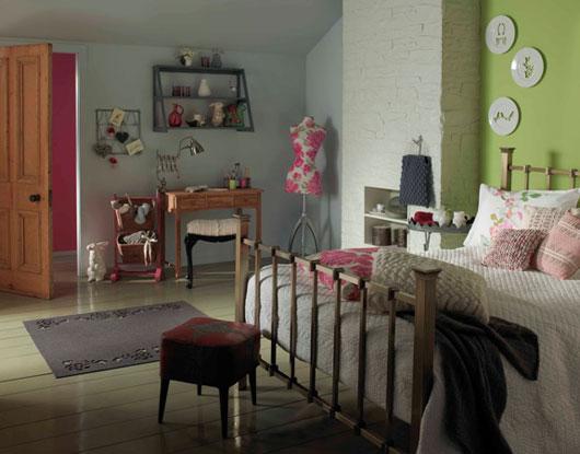 Спальня швеи
