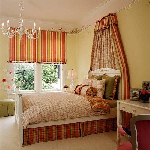 Спальня хорошего настроения