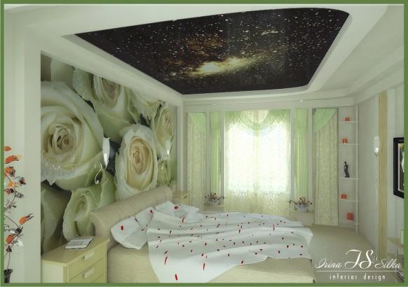 Спальня мечтательницы