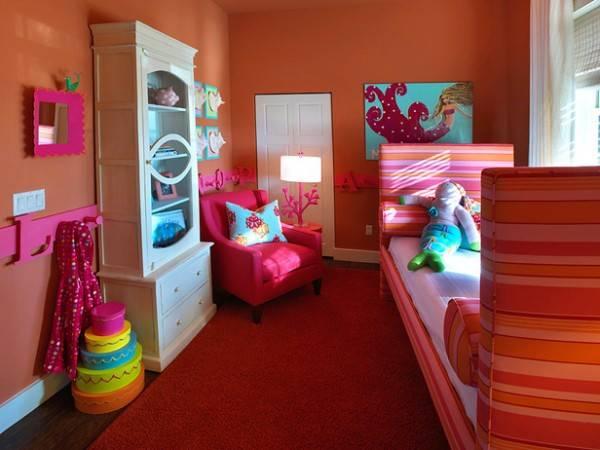 палитра детской комнаты
