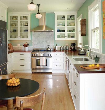 Современная кухня интерьер