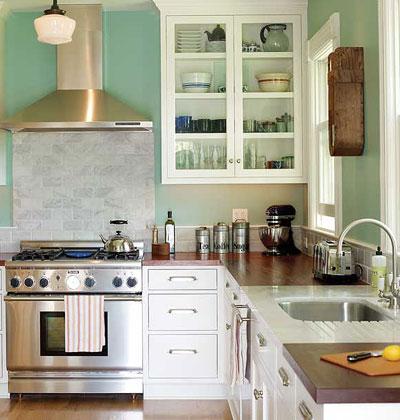 Современная кухня фото 1