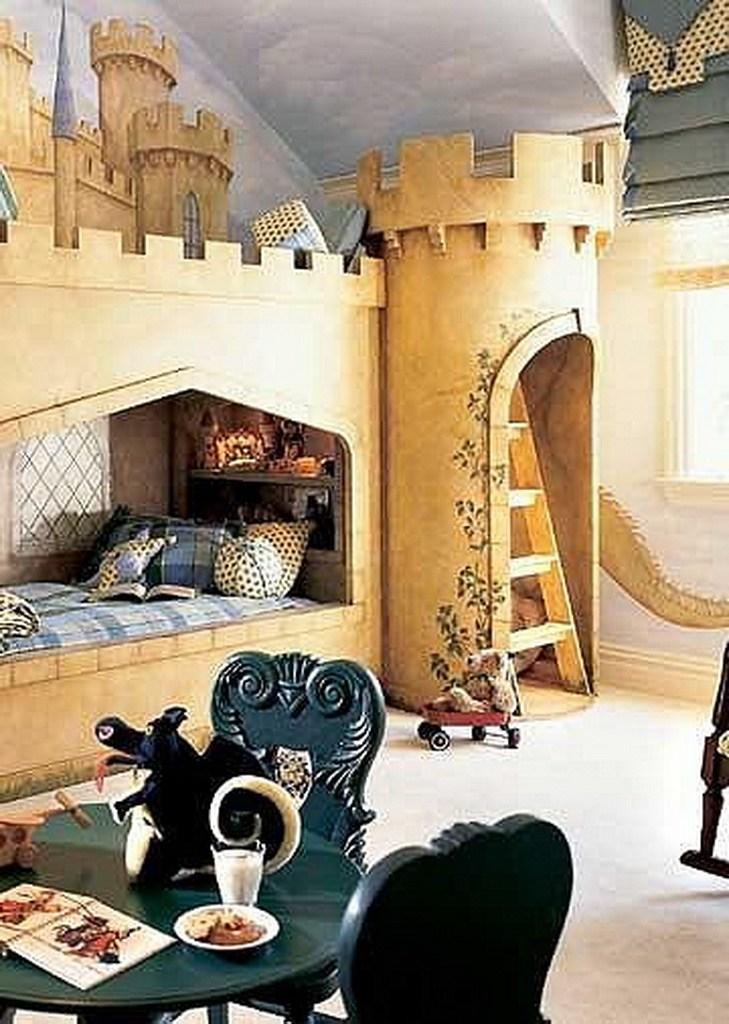 оформление детской комнаты фото 10