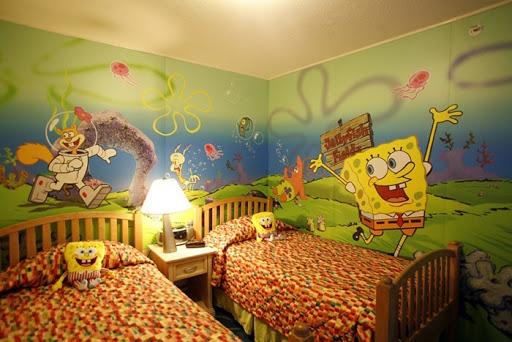 оформление детской комнаты фото 8