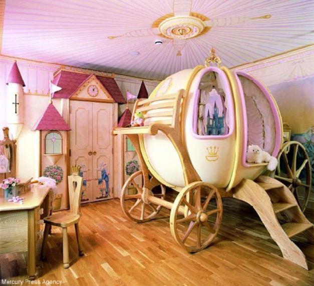оформление детской комнаты фото 5