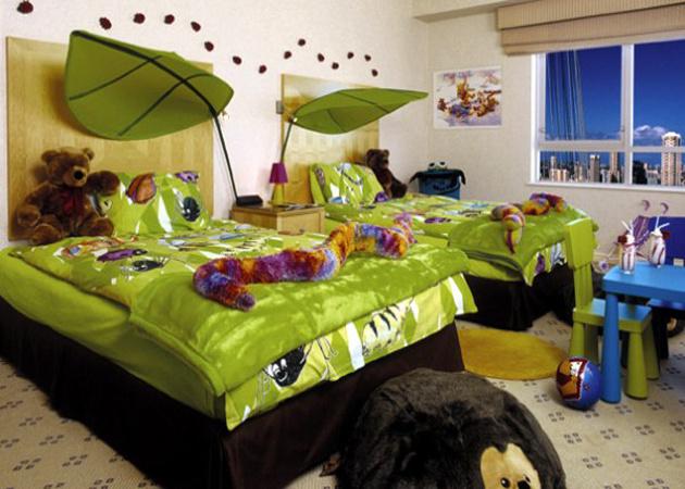 оформление детской комнаты фото 4